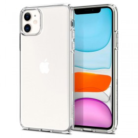 Tactical TPU Plyo Puzdro Transparent pre Apple iPhone 11