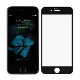Mocolo 5D Tvrdené Sklo Black pre Apple iPhone 6/6S