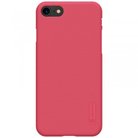 Nillkin Super Frosted Puzdro pre iPhone 7/8/SE 2020 Red