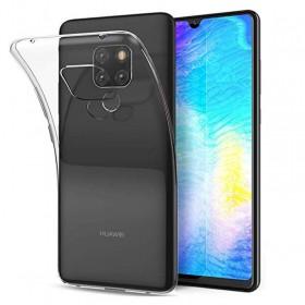 Kisswill TPU Puzdro Transparent pre Huawei Mate 20 Pro