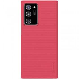 Nillkin Super Frosted Puzdro pre Samsung Galaxy Note 20 Ultra Bright Red