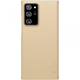 Nillkin Super Frosted Puzdro pre Samsung Galaxy Note 20 Ultra Golden