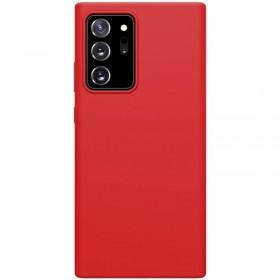 Nillkin Flex Pure Liquid Silikonové Puzdro pre Samsung Galaxy Note 20 Ultra Red