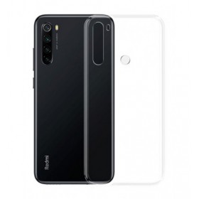 Kisswill TPU Puzdro Transparent pre Xiaomi Redmi Note 8T