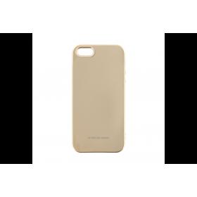 Molan Cano Jelly TPU Puzdro pre Samsung Galaxy A70 Gold