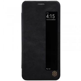 Nillkin Qin S-View Puzdro Black pre Huawei P20 Pro