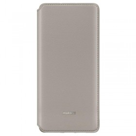 Huawei Original Wallet Puzdro Khaki pre Huawei P30