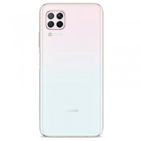 Huawei Original TPU Protective Puzdro pre Huawei P40 Lite Transparent