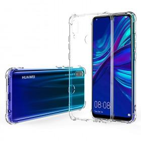 Kisswill Shock TPU Puzdro pre Huawei P smart 2019 Transparent