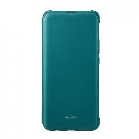 Huawei Original Wallet Puzdro pre Huawei P Smart Z Green