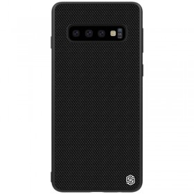 Nillkin Textured Hard Case pre Samsung Galaxy S10 Plus Black