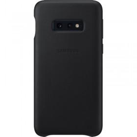 Samsung Leather Cover pre Samsung Galaxy S10e Black