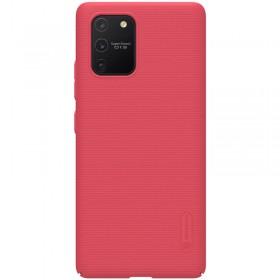 Nillkin Super Frosted Puzdro pre Samsung Galaxy S10 Lite Red