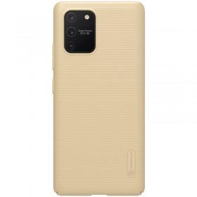 Nillkin Super Frosted Puzdro pre Samsung Galaxy S10 Lite Gold