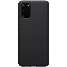 Nillkin Flex Pure Liquid Silikonové Puzdro pre Samsung Galaxy S20+ Black