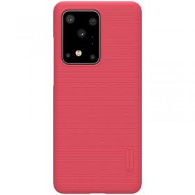 Nillkin Super Frosted Puzdro pre Samsung Galaxy S20 Ultra Red