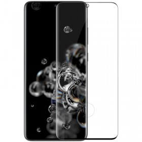 Nillkin Tvrdené Sklo 3D CP+ MAX Black pro Samsung Galaxy S20 Ultra