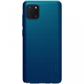 Nillkin Super Frosted Puzdro pre Samsung Galaxy Note 10 Lite Peacock Blue