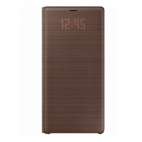 Samsung LED View Case Brown pre Samsung Galaxy Note 9