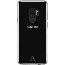 USAMS Primary TPU Puzdro Transparent pre Samsung Galaxy S9 Plus