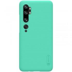 Nillkin Super Frosted Puzdro pre Xiaomi Mi Note 10 / Note 10 Pro Mint Green