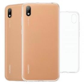 Huawei Original TPU Protective Puzdro pre Huawei Y5 2019 Transparent